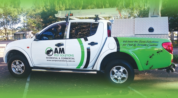 AM Pest Control Central Coast